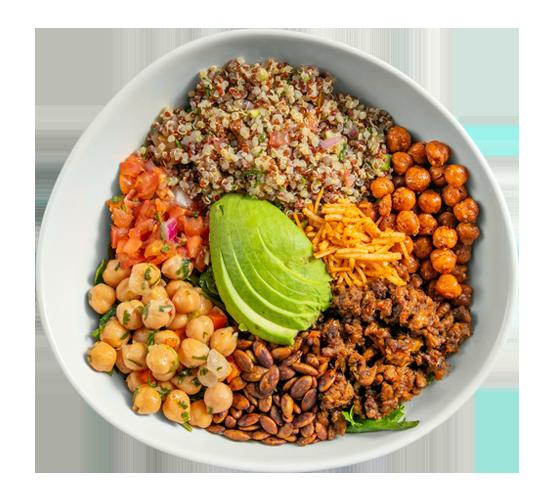 Shredded Kale & Quinoa Salad